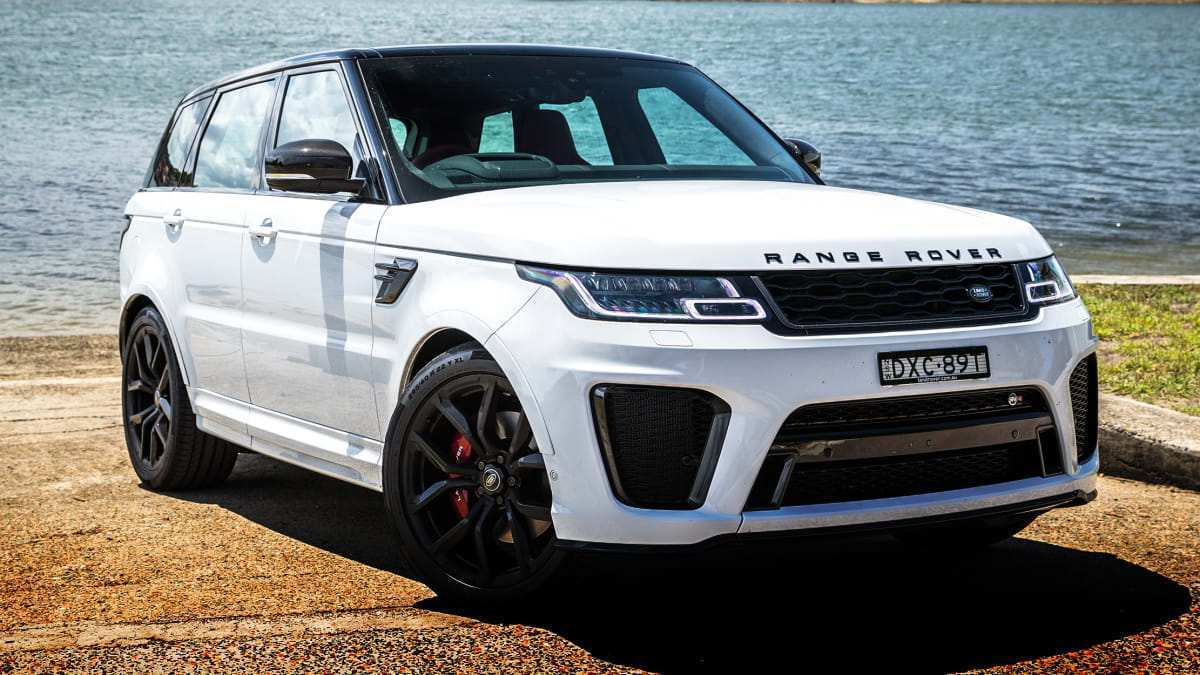 59 Best 2019 Range Rover Sport First Drive