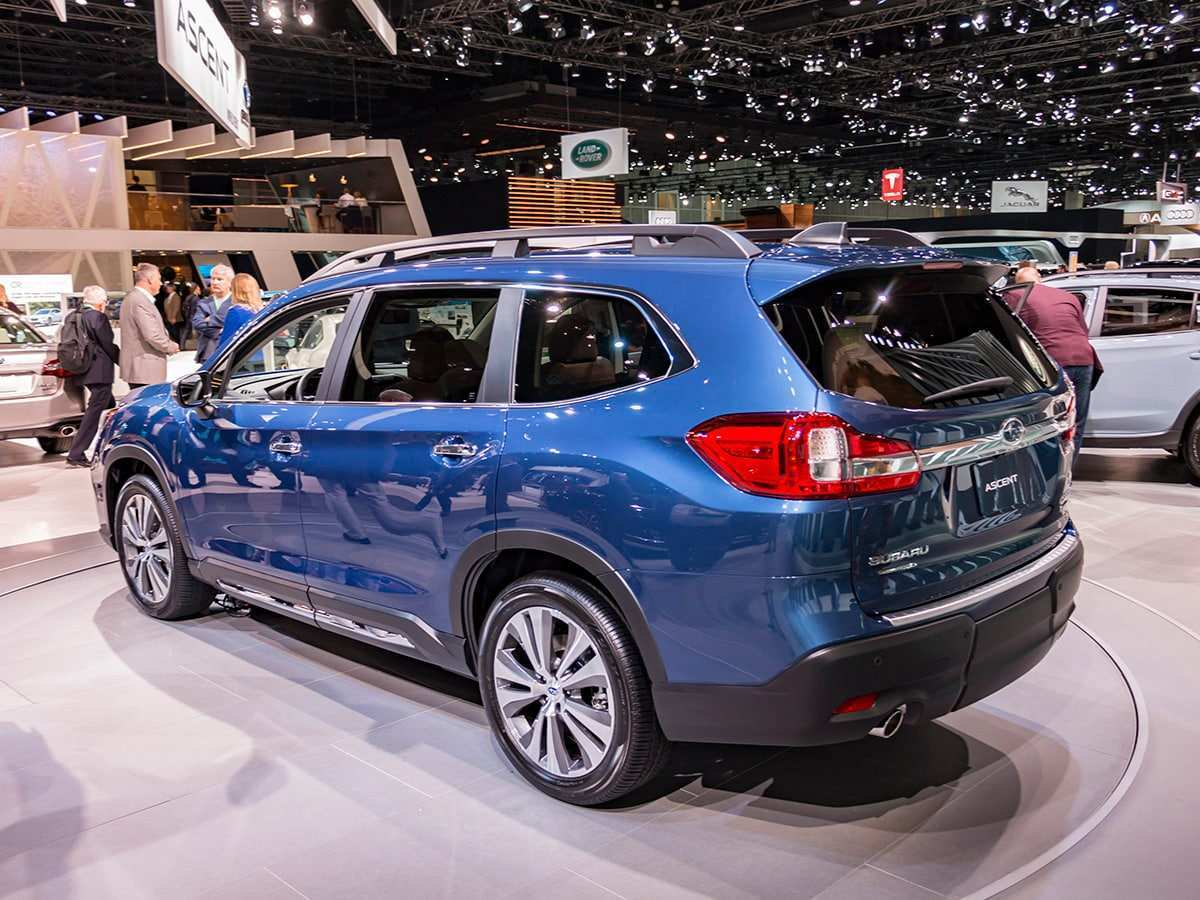 59 Best 2019 Subaru Ascent Kbb Price And Review