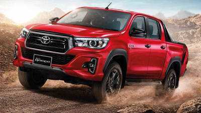 59 Best 2019 Toyota Hilux Redesign And Concept