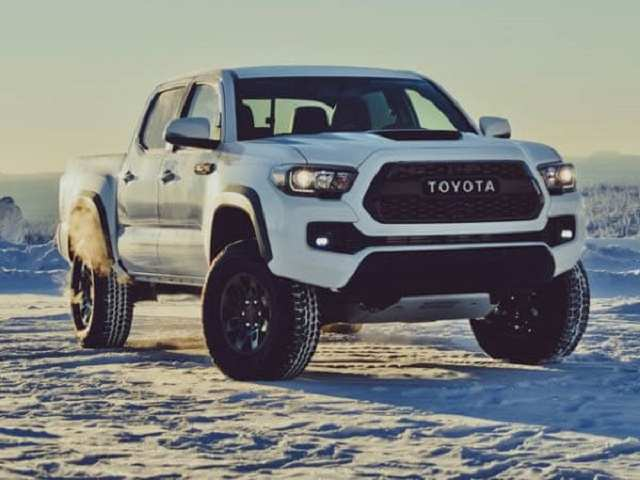 59 Best 2019 Toyota Tacoma Diesel Trd Pro Spesification