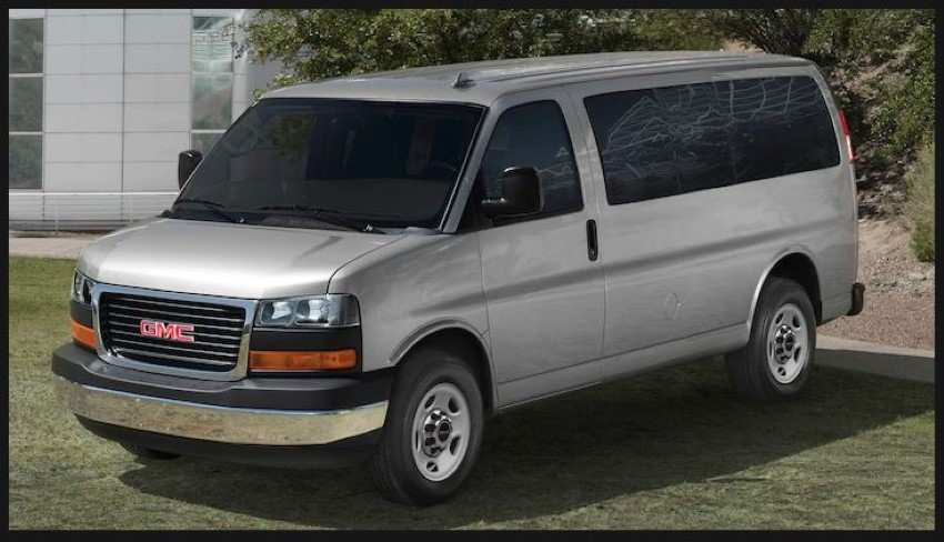 59 Best 2020 GMC Savana Price Design And Review
