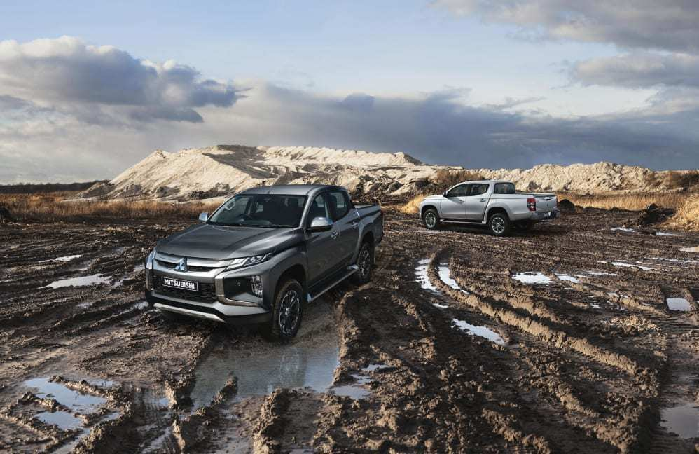 59 Best 2020 Mitsubishi L200 Redesign