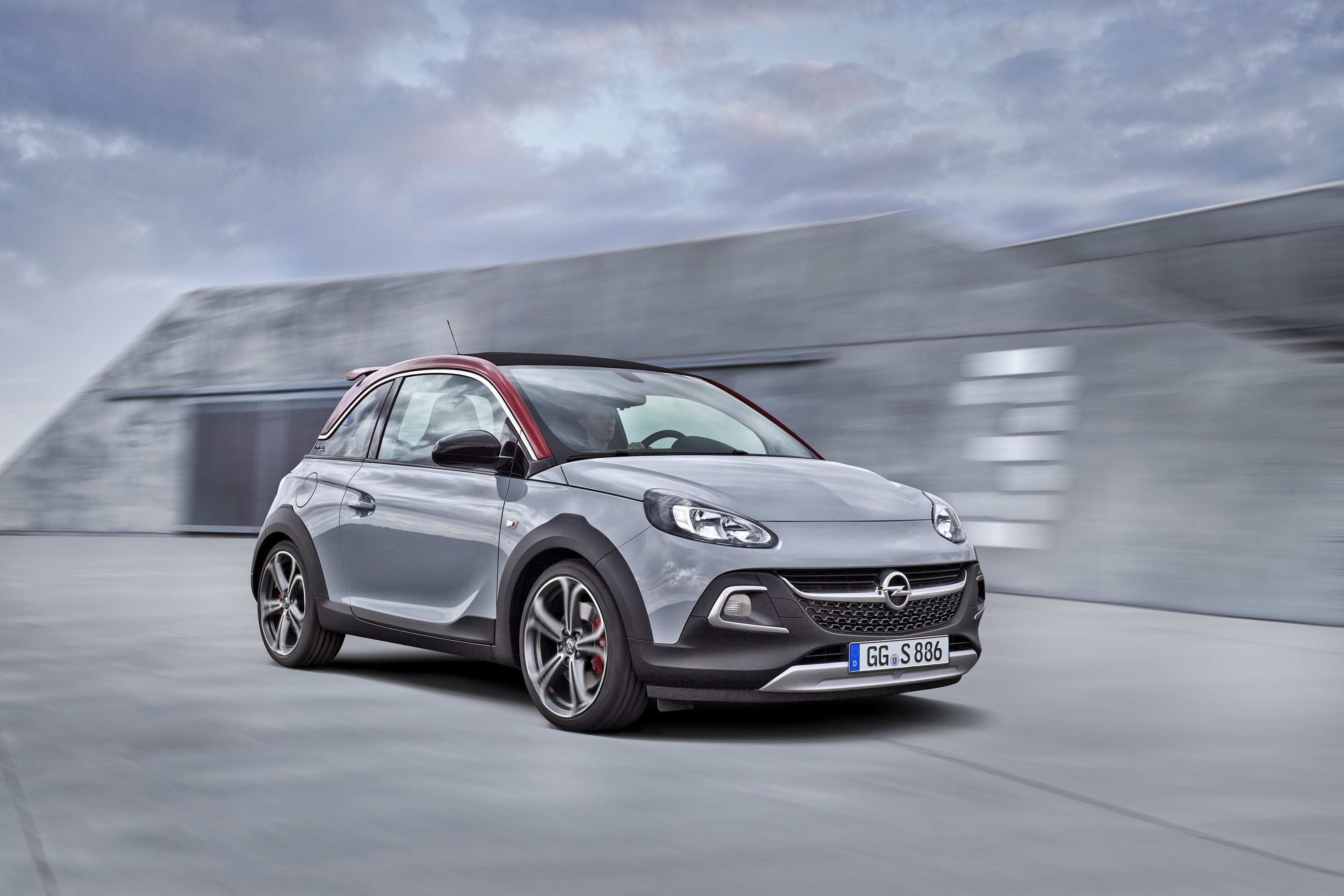 59 Best 2020 Opel Adam Rocks Redesign And Concept