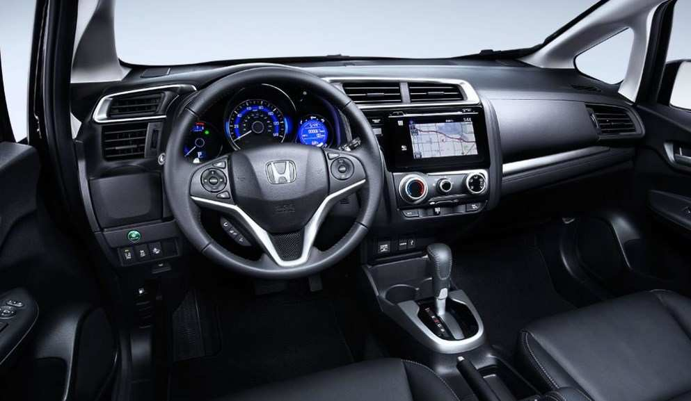 59 Best Honda Fit Redesign 2020 Engine