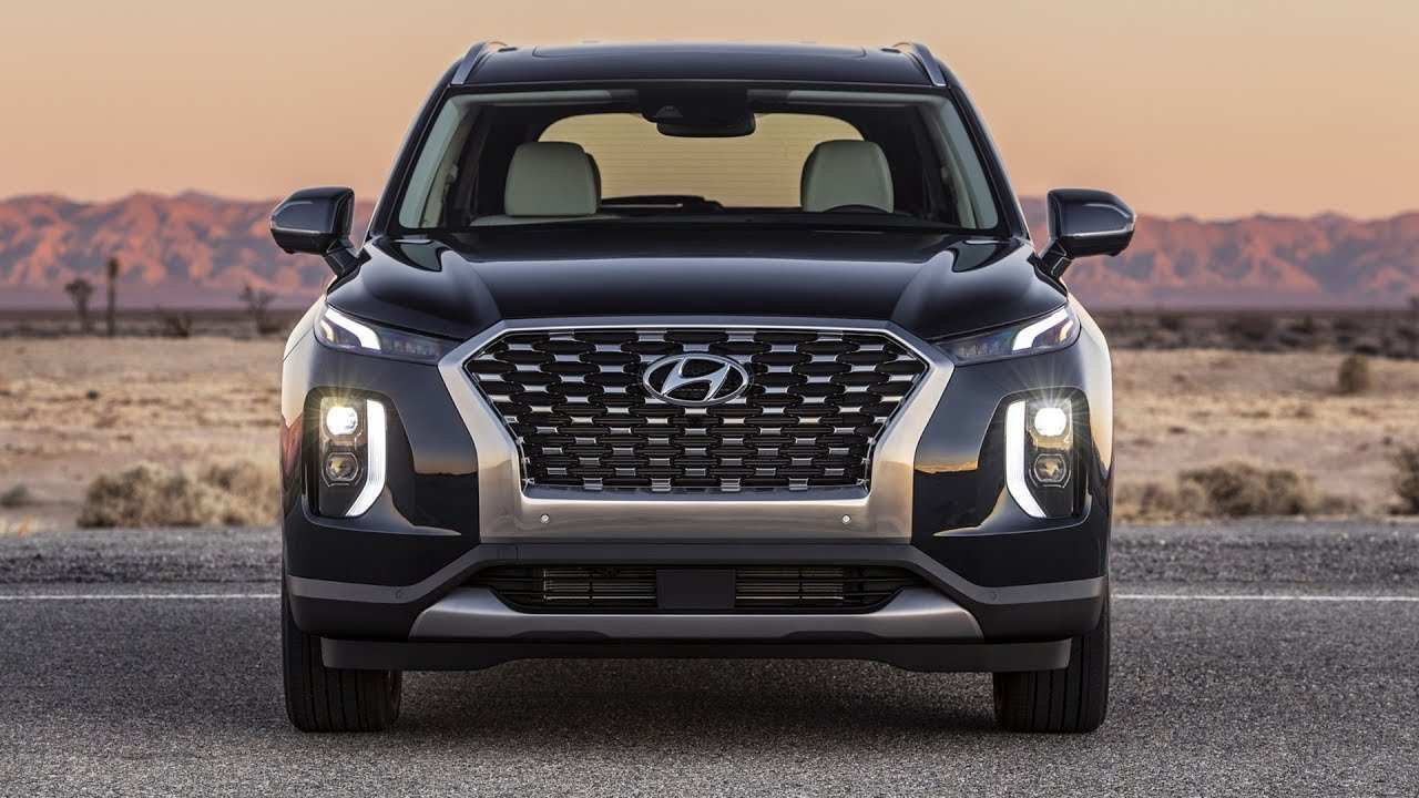 59 Best Hyundai Full Size Suv 2020 Concept And Review