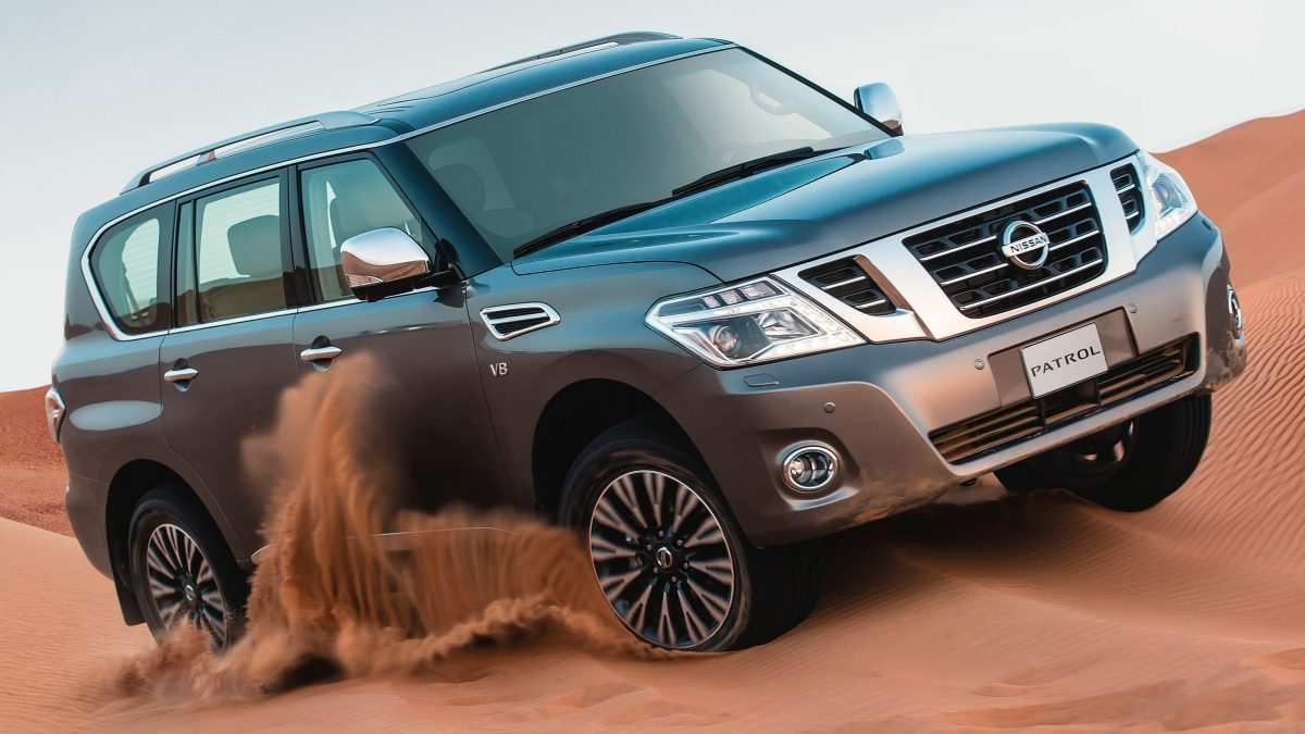 59 Best New Nissan Patrol 2019 Performance And New Engine