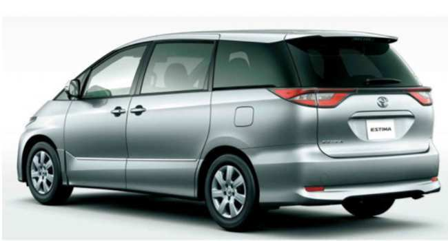 59 Best Toyota Estima 2019 Review And Release Date