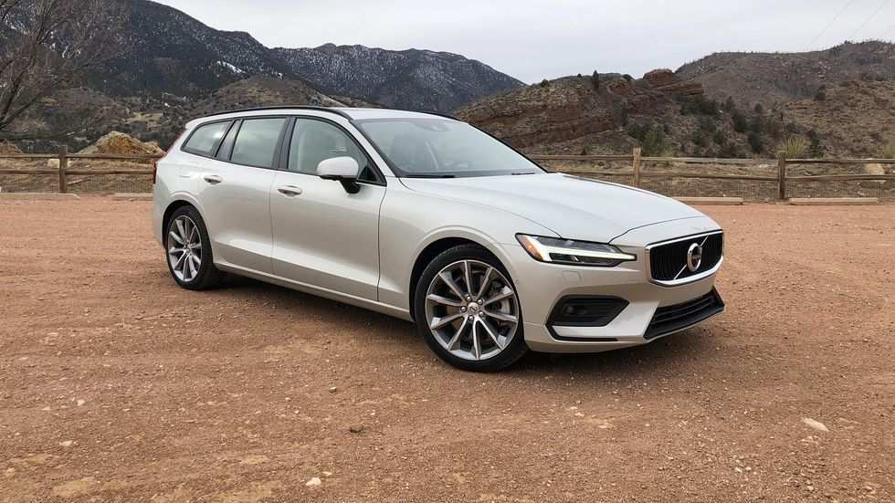59 Best Volvo V60 2019 Engine