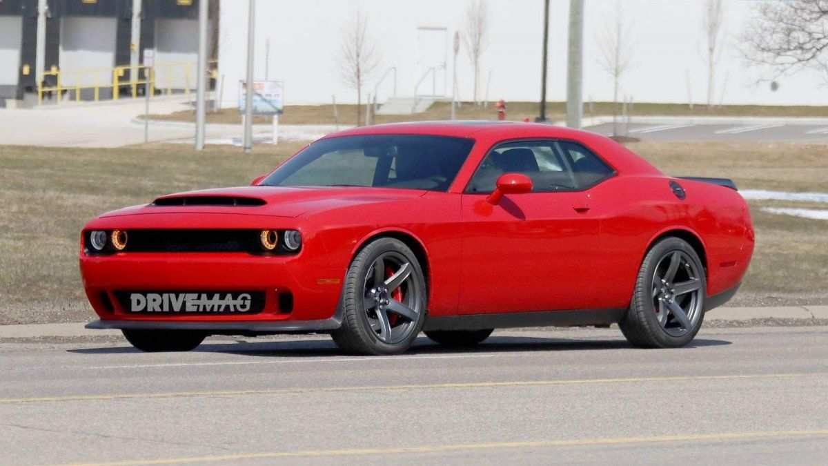 59 New 2019 Challenger Srt8 Hellcat Performance