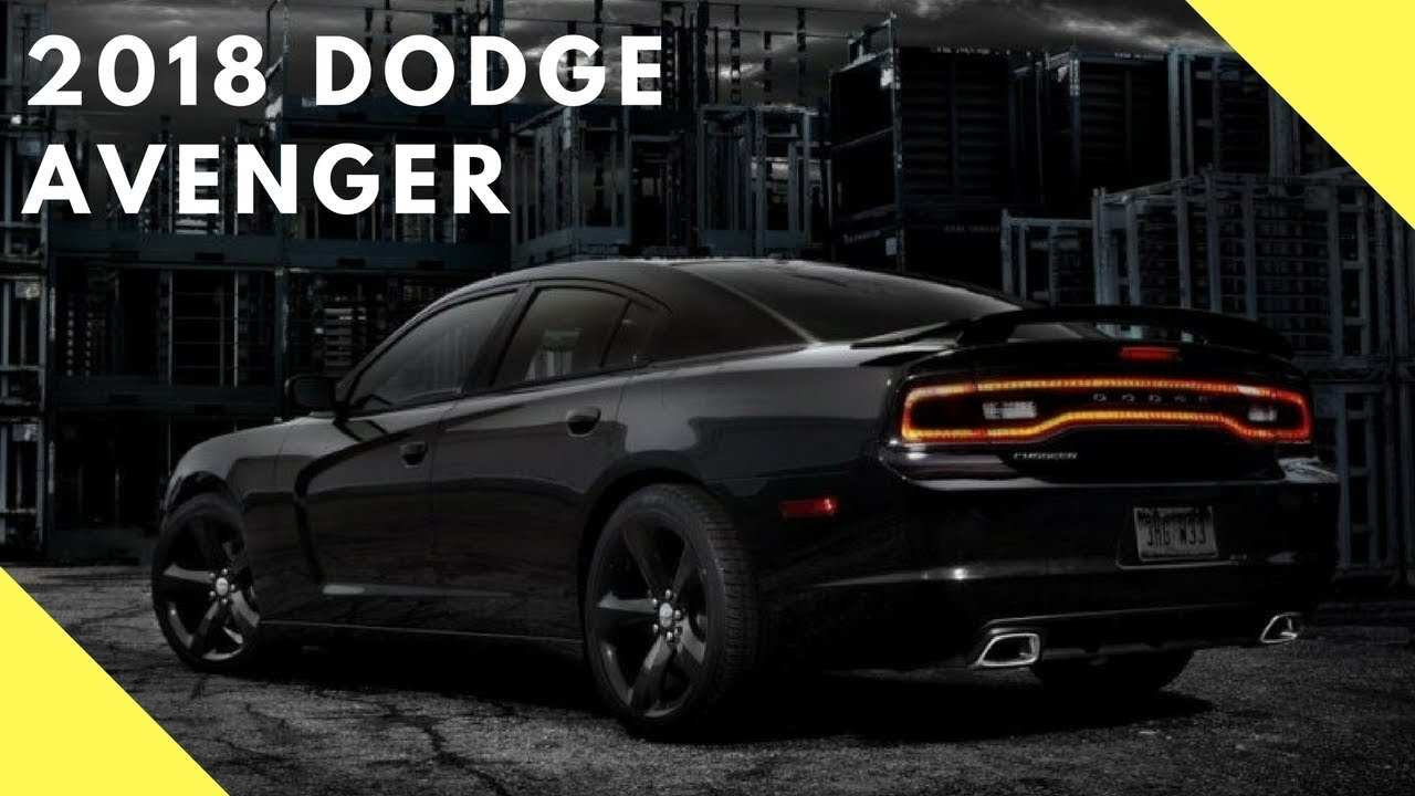 59 New 2019 Dodge Avenger Srt Release Date