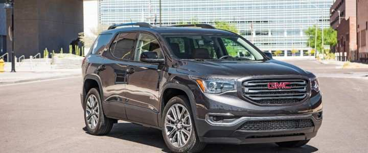 59 New 2019 GMC Acadia Price And Review