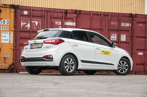 59 New 2019 Hyundai I20 Spy Shoot
