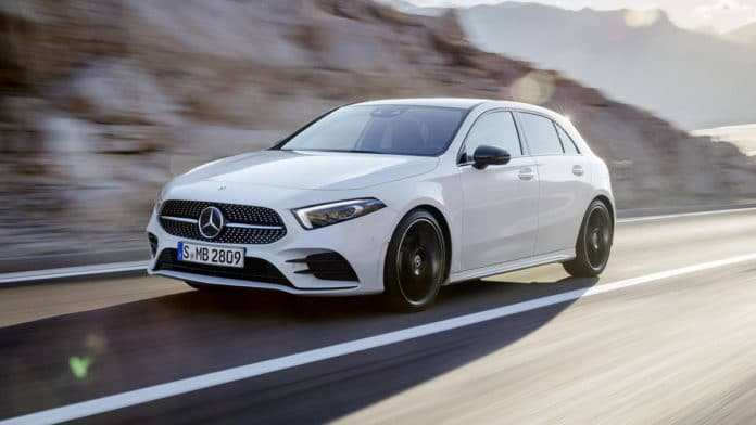 59 New 2019 Mercedes Hatchback Concept