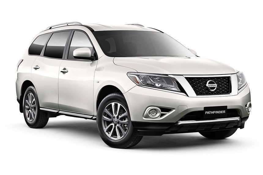 59 New 2019 Nissan Pathfinder Hybrid Spesification