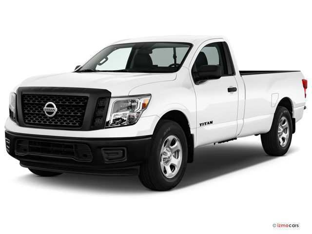 59 New 2019 Nissan Titan Interior 2 Pictures