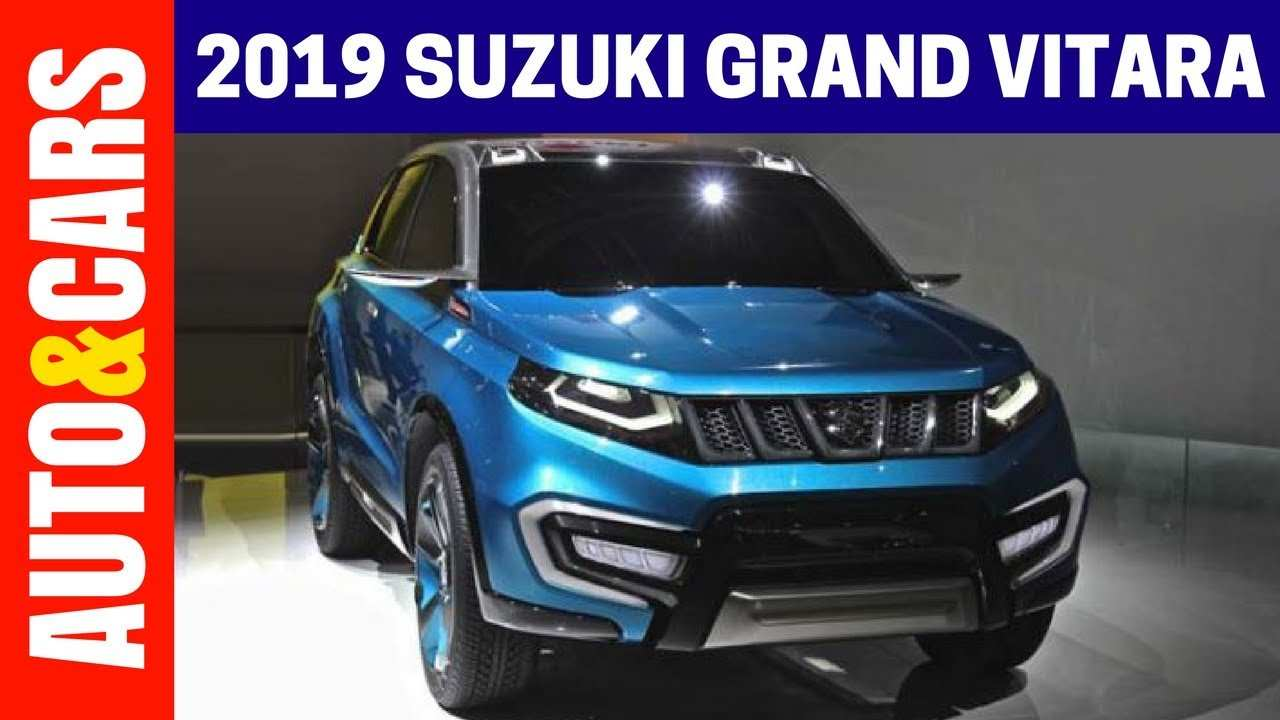 59 New 2019 Suzuki Grand Vitara Photos
