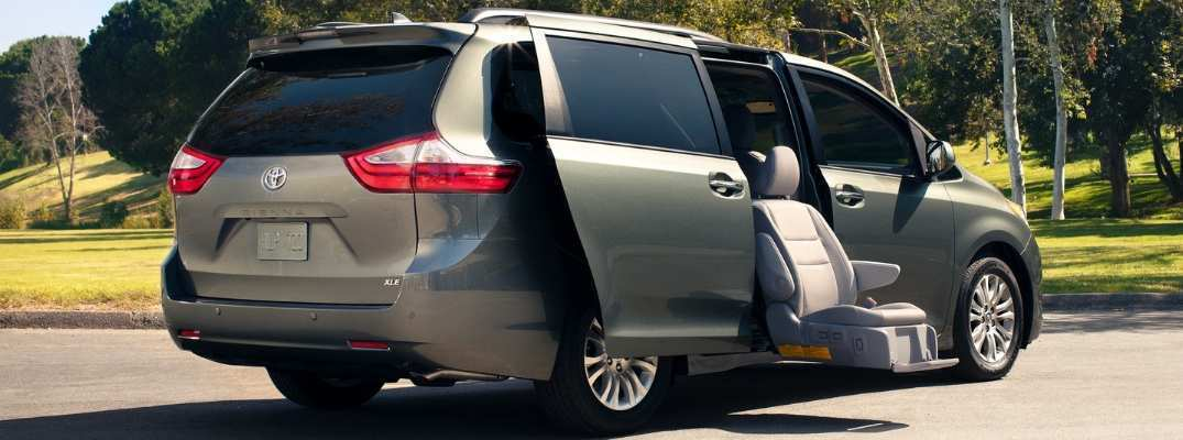 59 New 2019 Toyota Sienna Performance