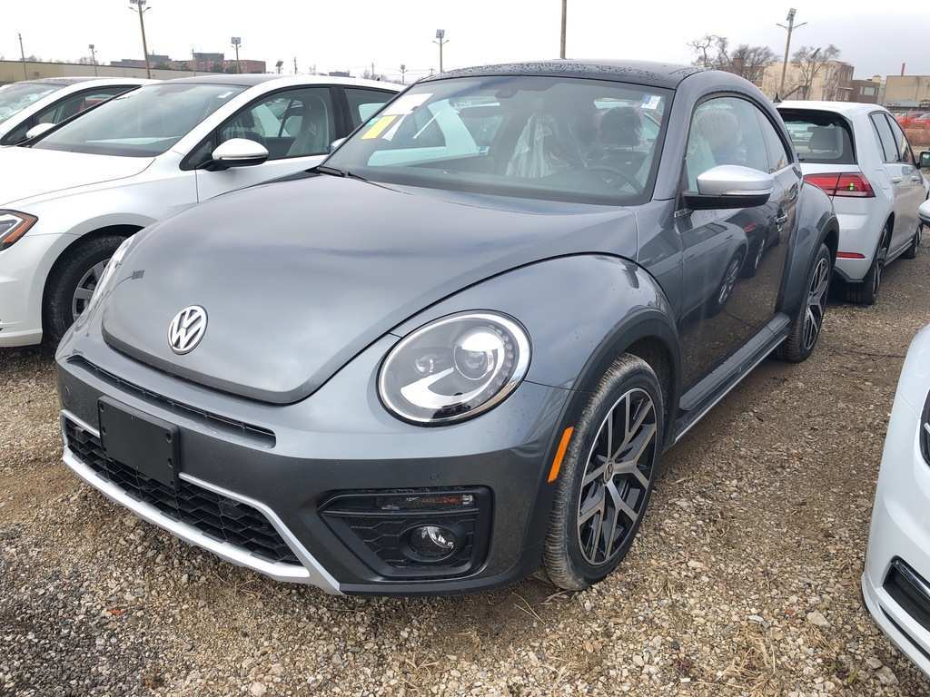 59 New 2019 Vw Beetle Dune History