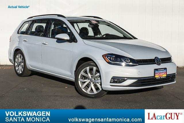 59 New 2019 Vw Golf Sportwagen New Model And Performance