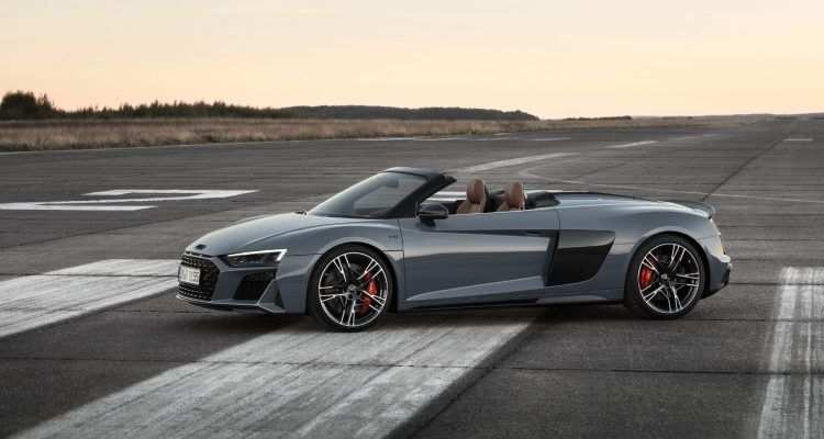 59 New 2020 Audi R8 V10 Plus First Drive