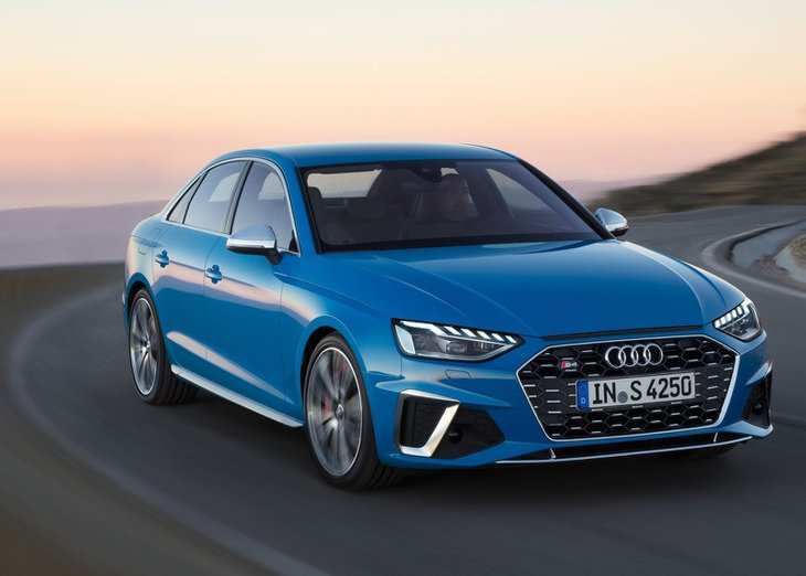 59 New 2020 Audi S4 Redesign