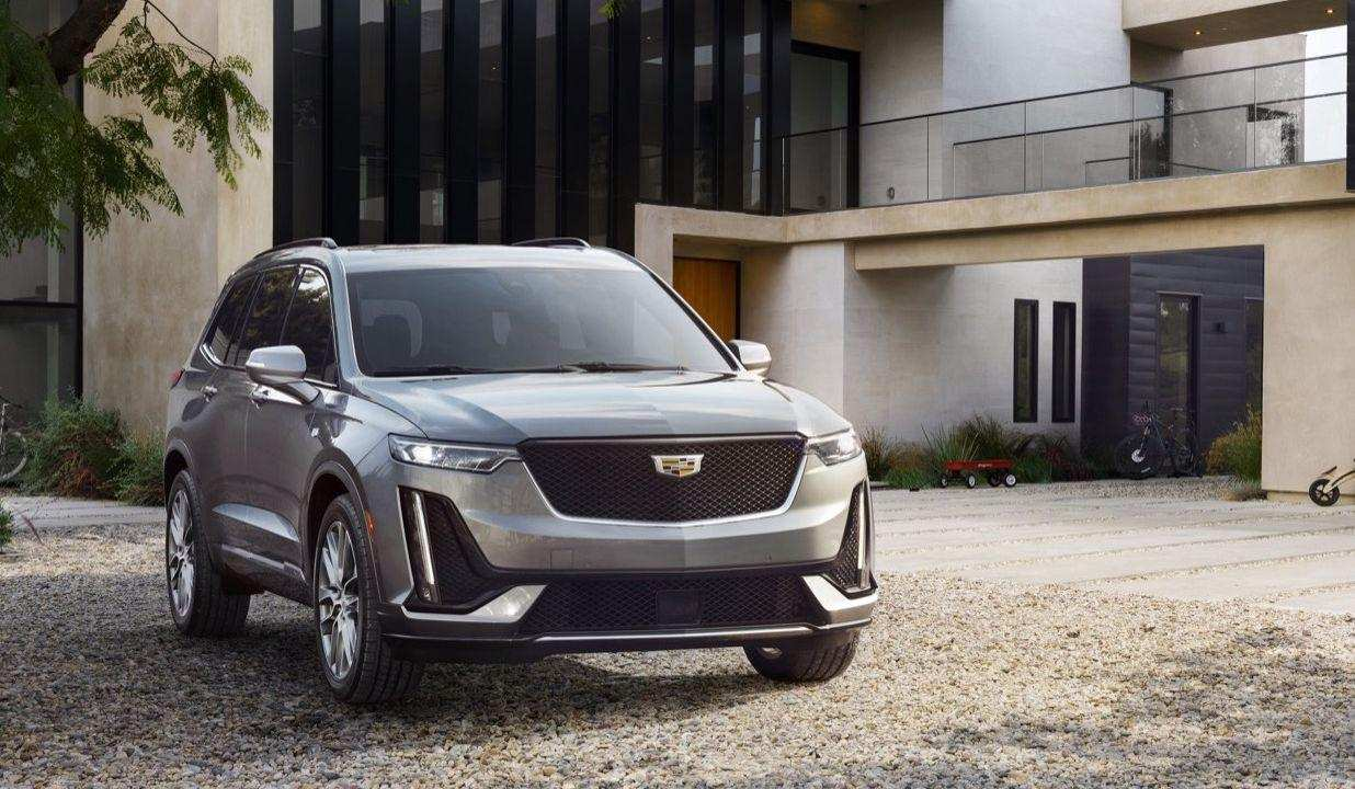 59 New 2020 Cadillac Escalade Luxury Suv Redesign And Concept