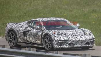 59 New 2020 Chevrolet Corvette Images Concept