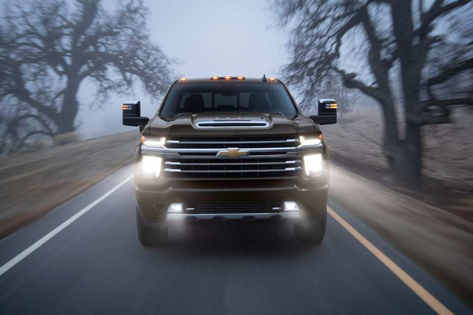 59 New 2020 Chevy 2500Hd Price Design And Review