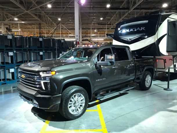 59 New 2020 Chevy Silverado Hd Redesign And Review