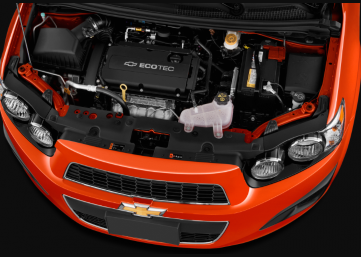 59 New 2020 Chevy Sonic Overview