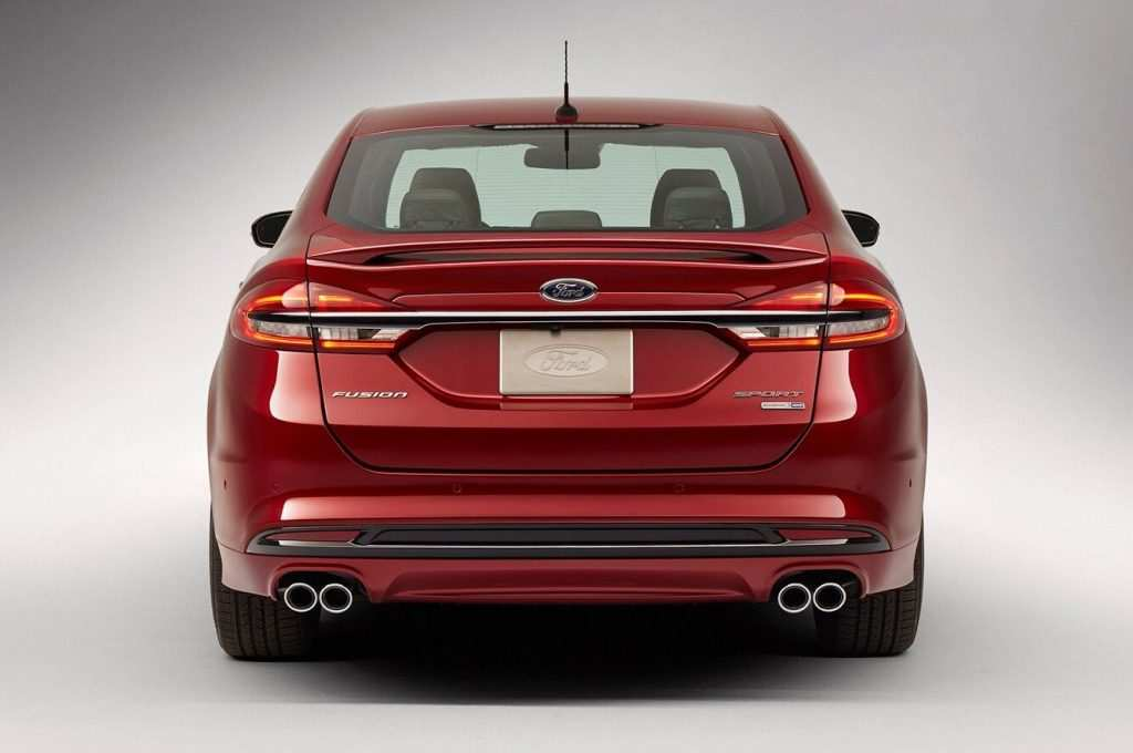 59 New 2020 Ford Fusion Energi Exterior And Interior