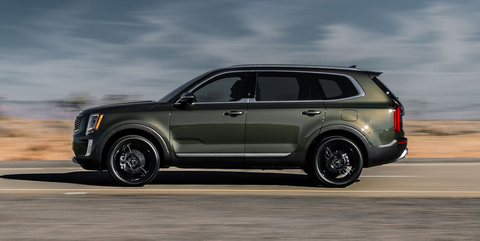 59 New 2020 Kia Telluride Hybrid Concept And Review
