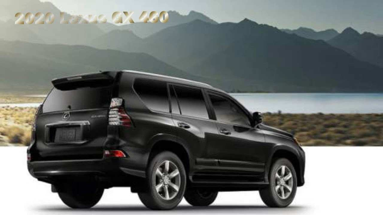 59 New 2020 Lexus GX 460 New Concept