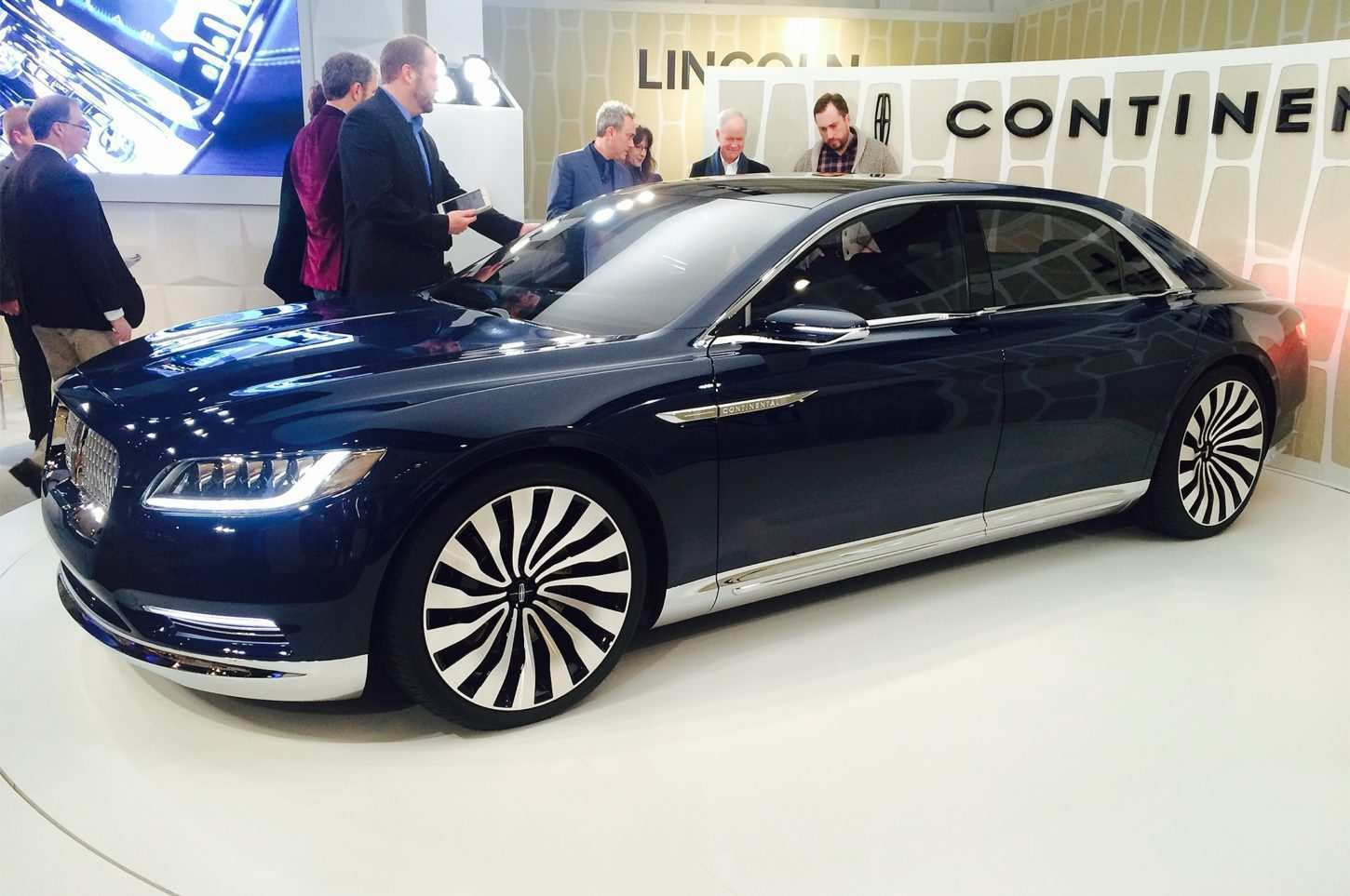 59 New 2020 Lincoln Continental History