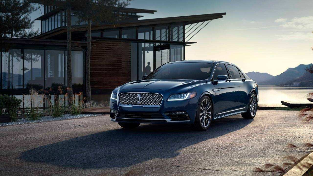 59 New 2020 Lincoln Continental Price And Release Date