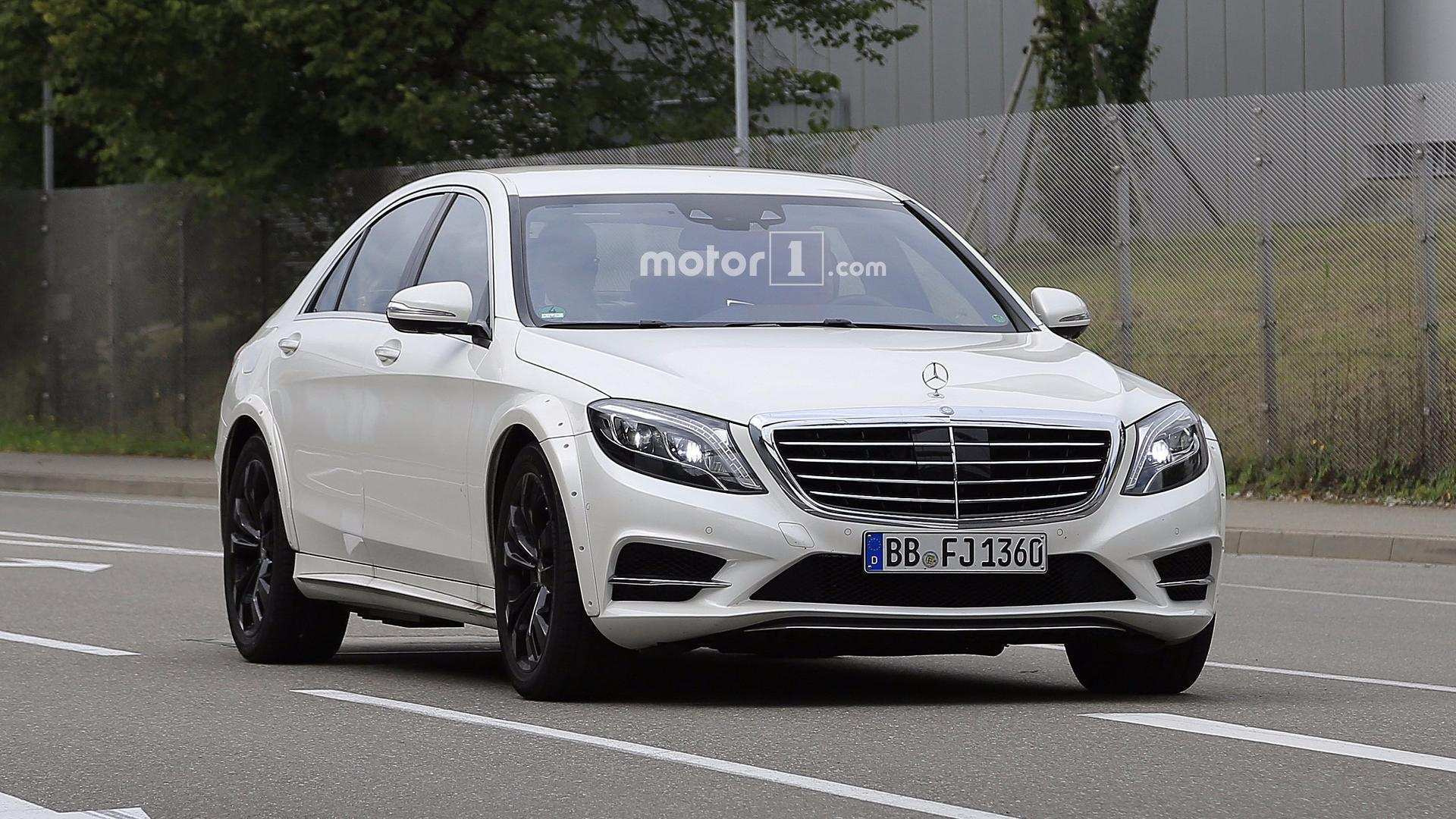 59 New 2020 Mercedes S Class Specs And Review