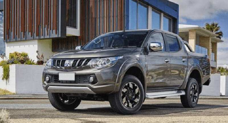 59 New 2020 Mitsubishi L200 Overview