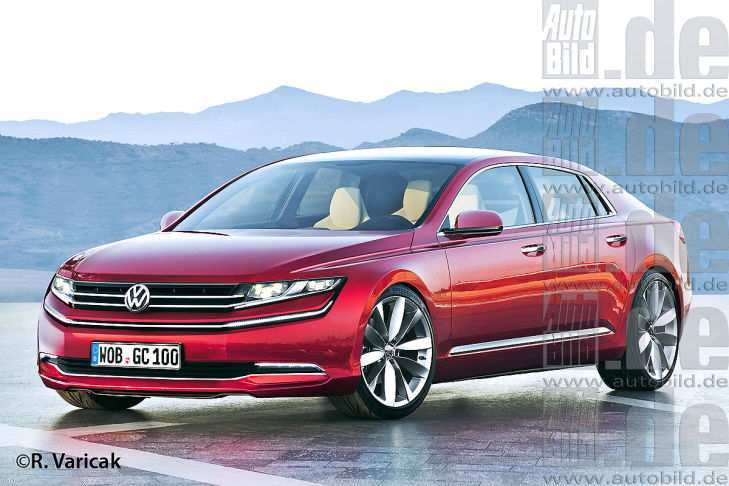 59 New 2020 VW Phaeton First Drive