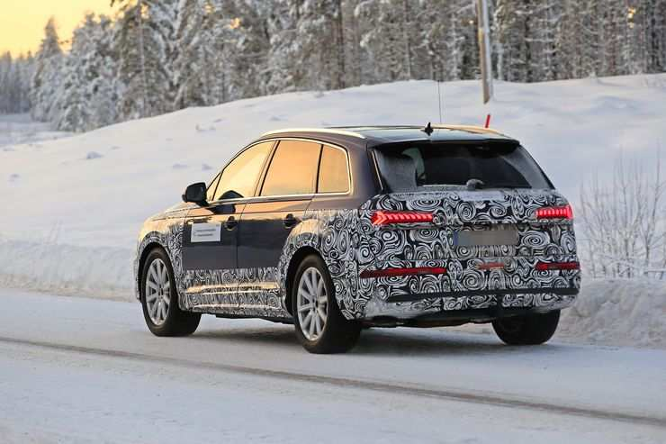 59 New Audi Q7 2020 Facelift Redesign