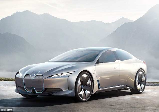59 New BMW Electric Models 2020 History