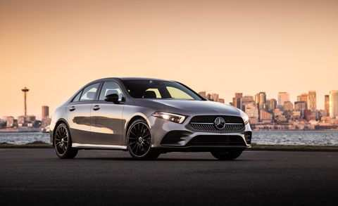 59 New Mercedes A Class 2019 Price Performance And New Engine