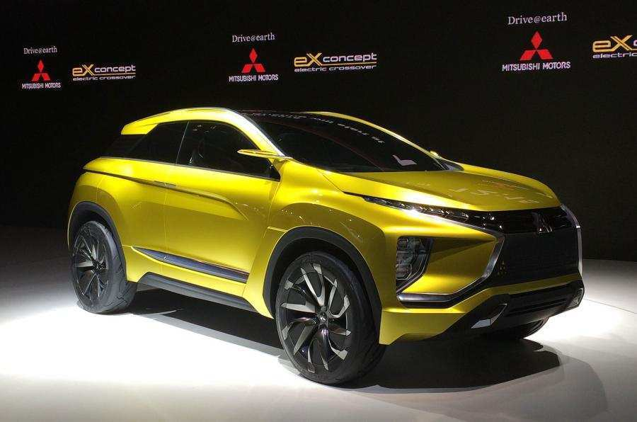 59 New Mitsubishi Concept 2020 Overview
