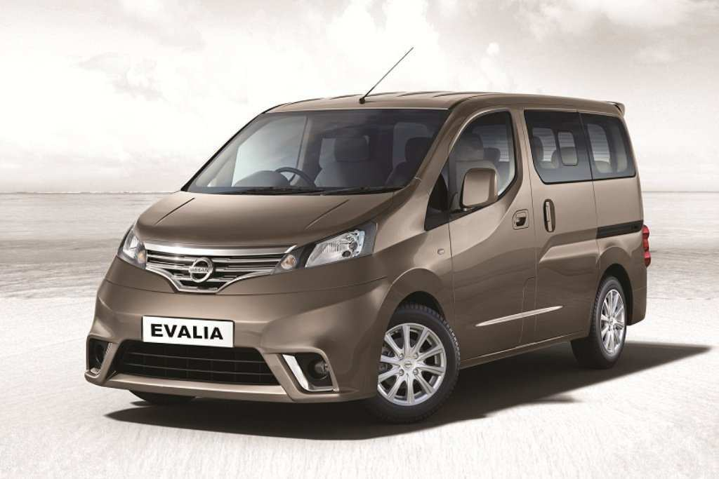 59 New Nissan Evalia 2020 Price Design And Review