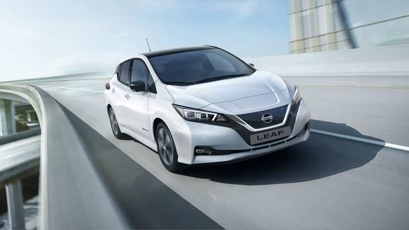 59 New Nissan Leaf 2020 Uk Configurations