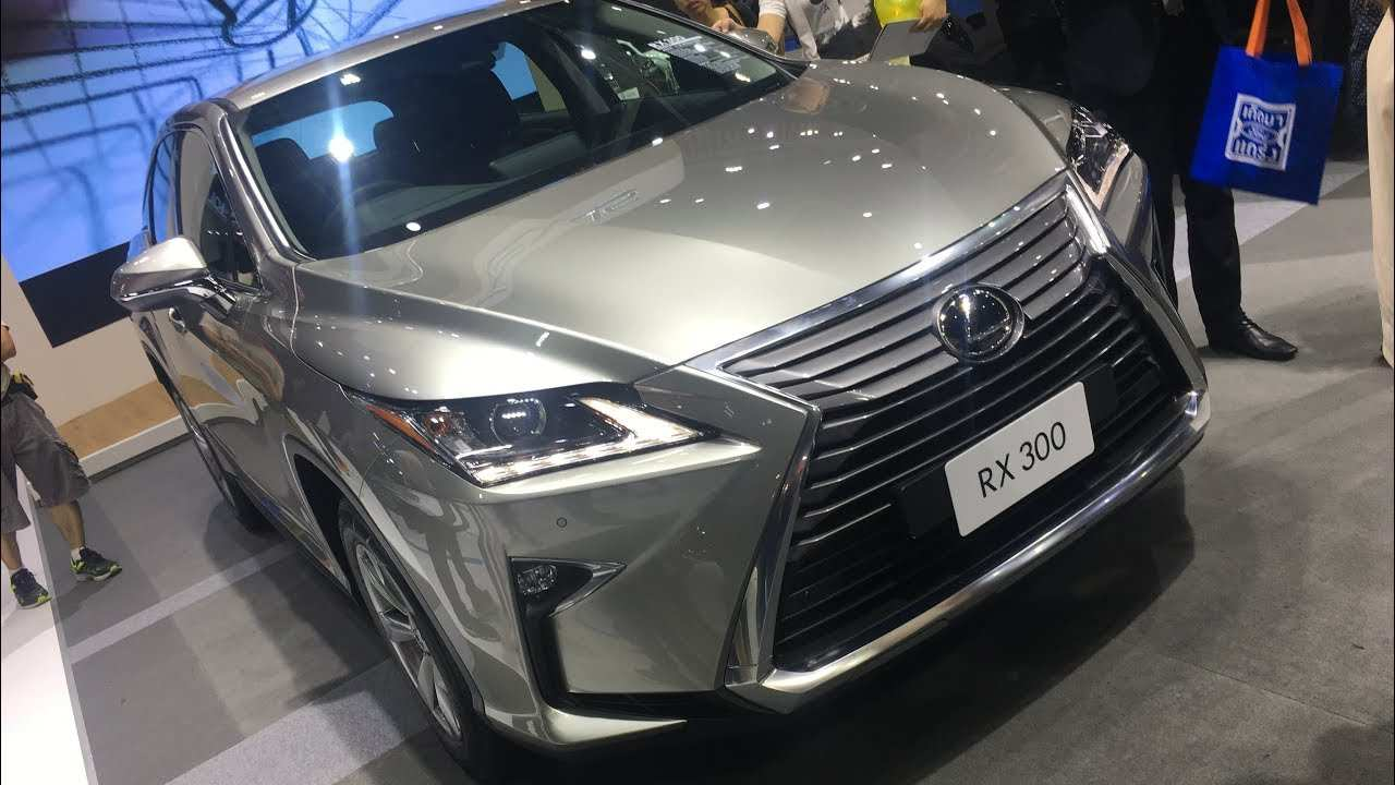 59 New Rx300 Lexus 2019 Release Date And Concept