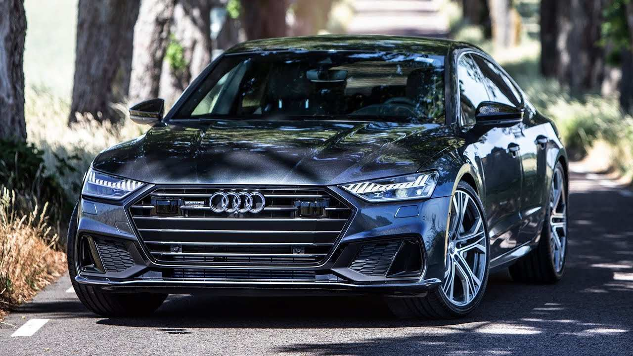 59 The 2019 Audi A7 Colors Engine