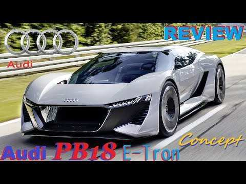 59 The 2019 Audi R8 E Tron Redesign And Concept