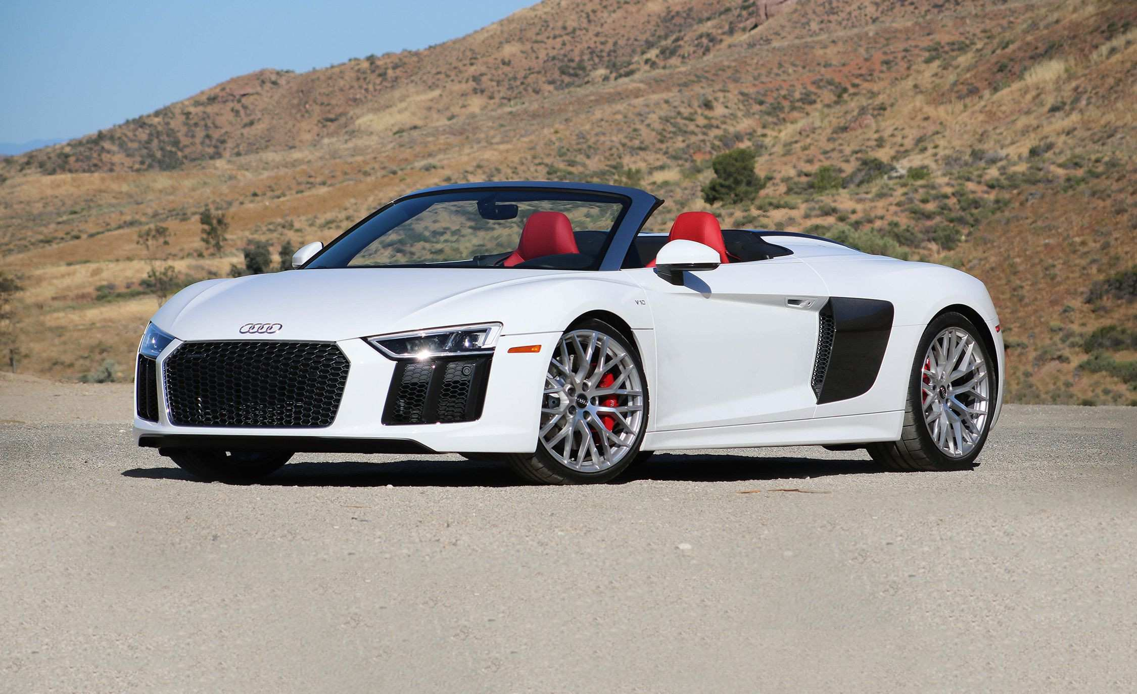 59 The 2019 Audi R8 LMXs Overview