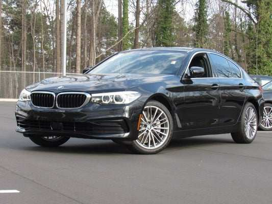 59 The 2019 BMW 5 Series Style