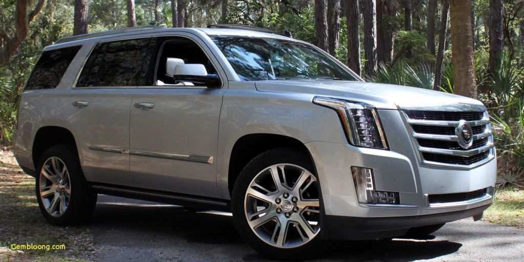 59 The 2019 Cadillac Escalade V Ext Esv Speed Test